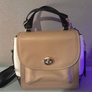 Coach Convertible Crossbody Bag